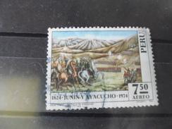 PEROU YVERT N°pa 389 - Peru