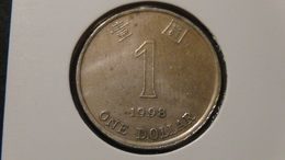 Hongkong - 1998 - 1 Dollar - KM 66 - VF - Hongkong