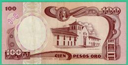 100 Pesos - Colombie - 1991 - N° 53213404 - TTB+ - - Colombie