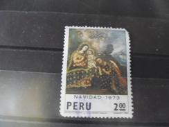 PEROU YVERT N°597 - Peru