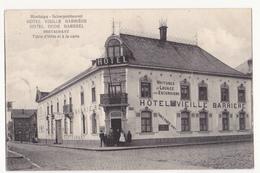 Scherpenheuvel. Hotel Oude Barreel. - Scherpenheuvel-Zichem