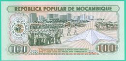 100 Escudos - Mozambique - 1983 - N° AQ4179482 - Neuf - - Mozambique
