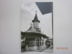 Postcard Church Of Sucevita Monastery Nr Radauti Romania RP My Ref B1665 - Romania