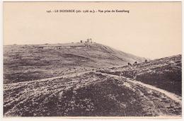 LE HOHNECK (alt. 1366m.) .... VUE PRISE DU KASTELBERG - France