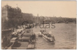 UK - London - Thames Embankment