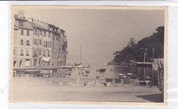 CARD PHOTO PORTOFINO AGOSTO 1936 SCRITTO MANUALMENTE SUL RETRO (GENOVA) -FP-VDB-2-    0882-26765 - Genova (Genoa)