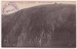 LE HOHNECK .... 1366 Mètres D'altitude - France