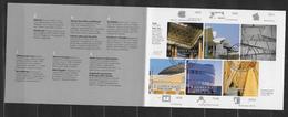 Finlande 2011 Carnet N°C2064 Oblitéré Architecture, Bâtiments Nationaux