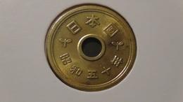 Japan - 1975 - 5 Yen - Y72a - XF - Japan
