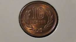 Japan - 1979 - 10 Yen - Y73a - VF - Japan
