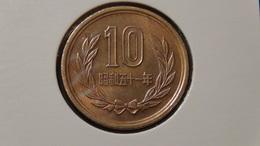 Japan - 1976 - 10 Yen - Y73a - XF - Japan