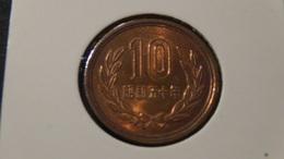 Japan - 1975 - 10 Yen - KM 73a - VF - Japan