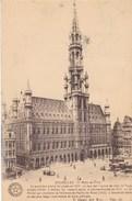 Brussel, Bruxelles, Hôtel De Ville (pk33093) - Places, Squares