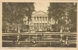 Brussel, Bruxelles, Le Palais De La Nation (pk33094) - Places, Squares