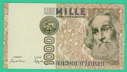 1000 Lire - Italie - N°.FF945542L -1982 -  Sup - - [ 2] 1946-… : Republiek