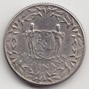 @Y@    Suriname  10 Cent  1962   (4517) - Surinam 1975 - ...