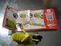 KINDER FS243 AVEC BPZ - Montables