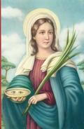 PS---CARTOLINA NON CIRCOLATA---SANTA LUCIA--- - Images Religieuses