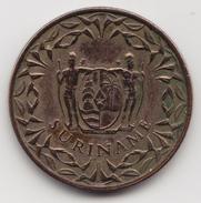 @Y@    Suriname  5 Cent  1962  (4519) - Surinam 1975 - ...