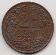 @Y@    Nederland   2 1/2 Cent   1941    (4520) - [ 3] 1815-… : Kingdom Of The Netherlands
