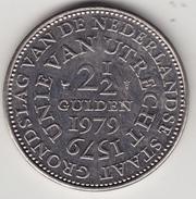 @Y@    Nederland   2 1/2 Gulden  1979     (4522)  Unie Van Utrecht - [ 3] 1815-… : Kingdom Of The Netherlands