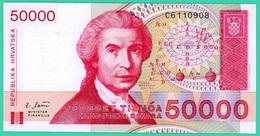 50000 Dinar - Croatie - N° C6110908 - 1993 - Neuf - - Croatie