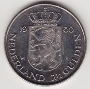 @Y@    Nederland   2 1/2 Gulden  1980     (4524) - [ 3] 1815-… : Reino De Países Bajos