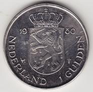@Y@    Nederland   1  Gulden  1980     (4523) - [ 3] 1815-… : Kingdom Of The Netherlands