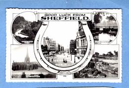 United Kingdom Royaume Uni England Sheffield   ( 9 Cm X 14 Cm ) - Sheffield