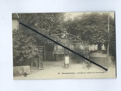 CPA- Montmorency - Entrée Du Casino De L'Ermitage - Montmorency
