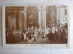 TABLEAUX - PARIS - Musée Du Louvre - DAVID - Sacre De Napoléon 1er - Peintures & Tableaux
