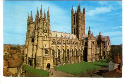 S2203 SMALL POSTCARD: Kent - Canterbury, The Cathedral _ NOT WRITED _ Colormaster International - Canterbury