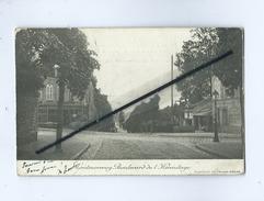 CPA Abîmée  - Montmorency - Boulevard De L'Hermitage - Montmorency