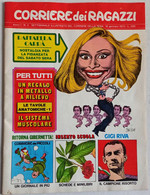 CORRIERE DEI RAGAZZI N. 3  ANNO 1 DEL 16  GENNAIO 1972 (150414) - Corriere Dei Piccoli