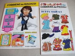 CORRIERE DEI RAGAZZI N. 4  ANNO 1 DEL 23  GENNAIO 1972 (150414) - Corriere Dei Piccoli