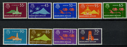 1973 - ANTILLE OLANDESI - Mi. Nr. 254/262 - NH - (CW2427.23) - Antille