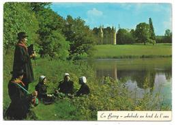 """18 - LE CHATELET - En Berry - Aubade Au Bord De L'eau - Groupe Folklorique """"LA CHAINEE CASTELLOISE"""" - 1970 - Autres Communes"""