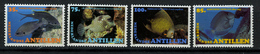 1982 - ANTILLE OLANDESI - Mi. Nr. 477/480 - NH - (CW2427.23) - Antille