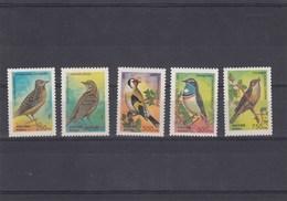 Russie - Oiseaux Divers, Neufs**, Année 1995, Y.T. 6127/6131 - Nuovi