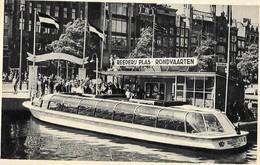 AMSTERDAM -- Reederu Plas - Rondvaarten - Amsterdam