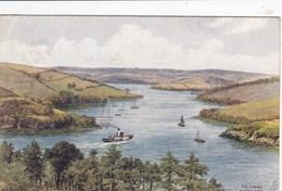 SALCOMBE - THE ESTUARY. A.R. QUINTON - England