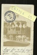 TEGUCIGALPA  PARQUE MORAZA 1909 - Honduras