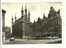 Leuven Stadhuis En Grote Markt - Leuven