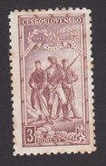 Czechoslovakia, Scott #198, Mint Hinged, Legionnaires, Issued 1934 - Czechoslovakia