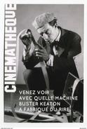 """Program """"Cinémathèque De Paris - Buster Keaton"""" Paris - Cinéma - Movie - Programs"""