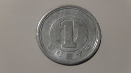 Japan - 1965 - 1 Yen - Y74 - VF - Japan
