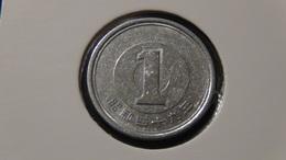 Japan - 1974 - 1 Yen - Y74 - VF - Japan