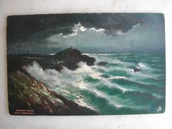 TABLEAUX - Cornish Coast Cape Cornwall - Pintura & Cuadros