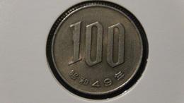 Japan - 1974 - 100 Yen - Y82 - VF - Japan