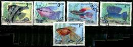 Bulgarie Y&T N°3506.3507.3508.3509.3511...oblitérés